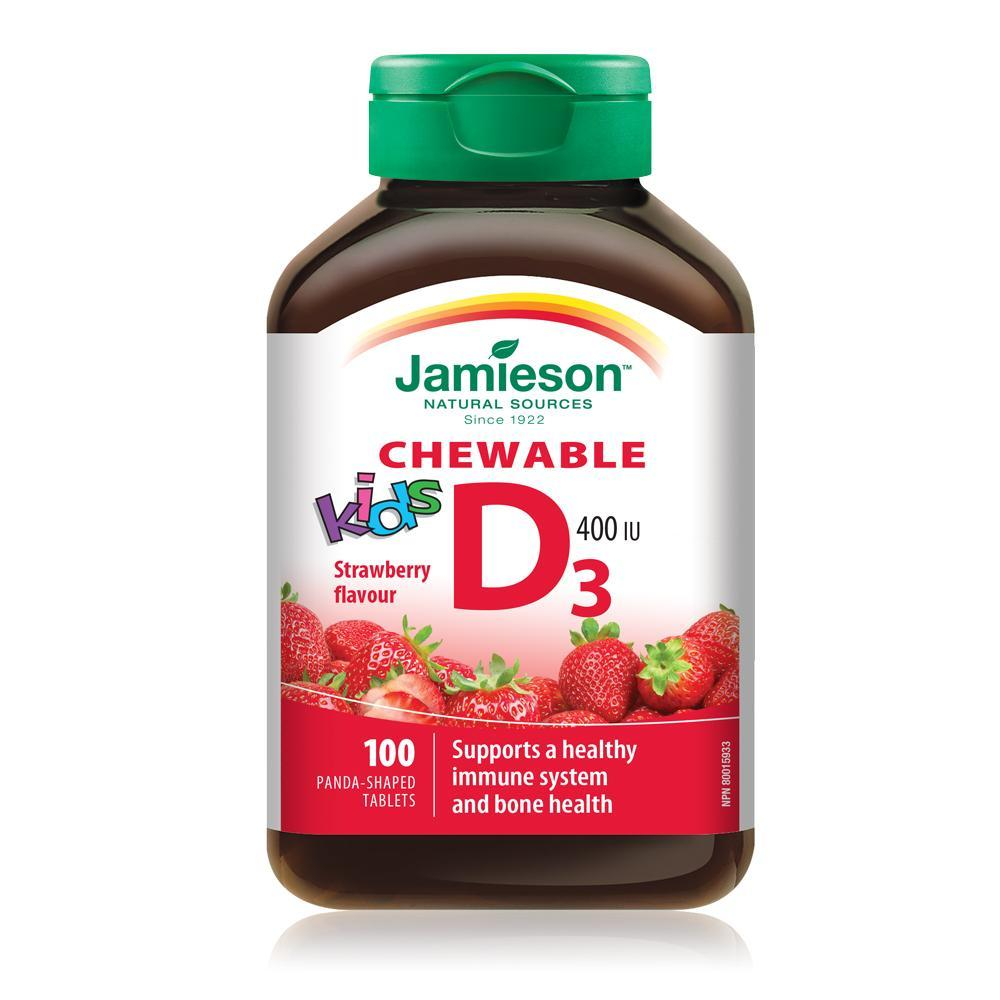 Jamieson Kids Multivitamin 60 Gummies