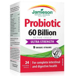 Jamieson Probiotic 60 Billion 24 Capsules