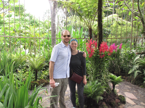 Singapore - orchid gardens