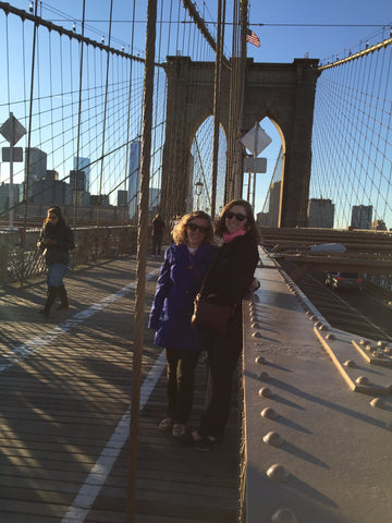Brooklyn Bridge Beauties