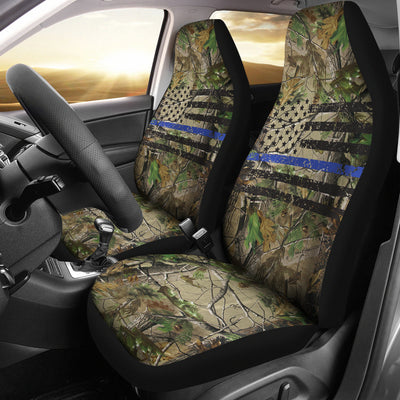 Police Car Seat Covers Our Heroes Novelty Shop