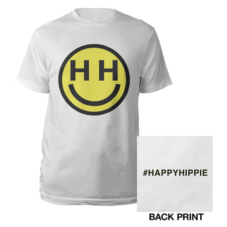Happy Hippie Foundation T-shirt-MILEY CYRUS