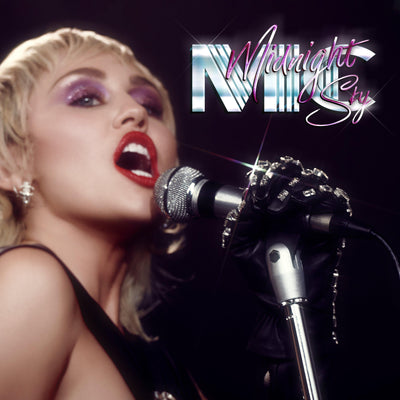 Midnight Sky Digital Single-MILEY CYRUS