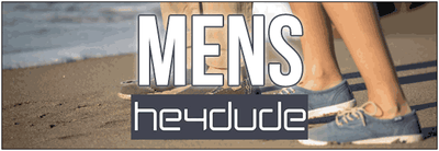 Shop Men's Hey Dudes