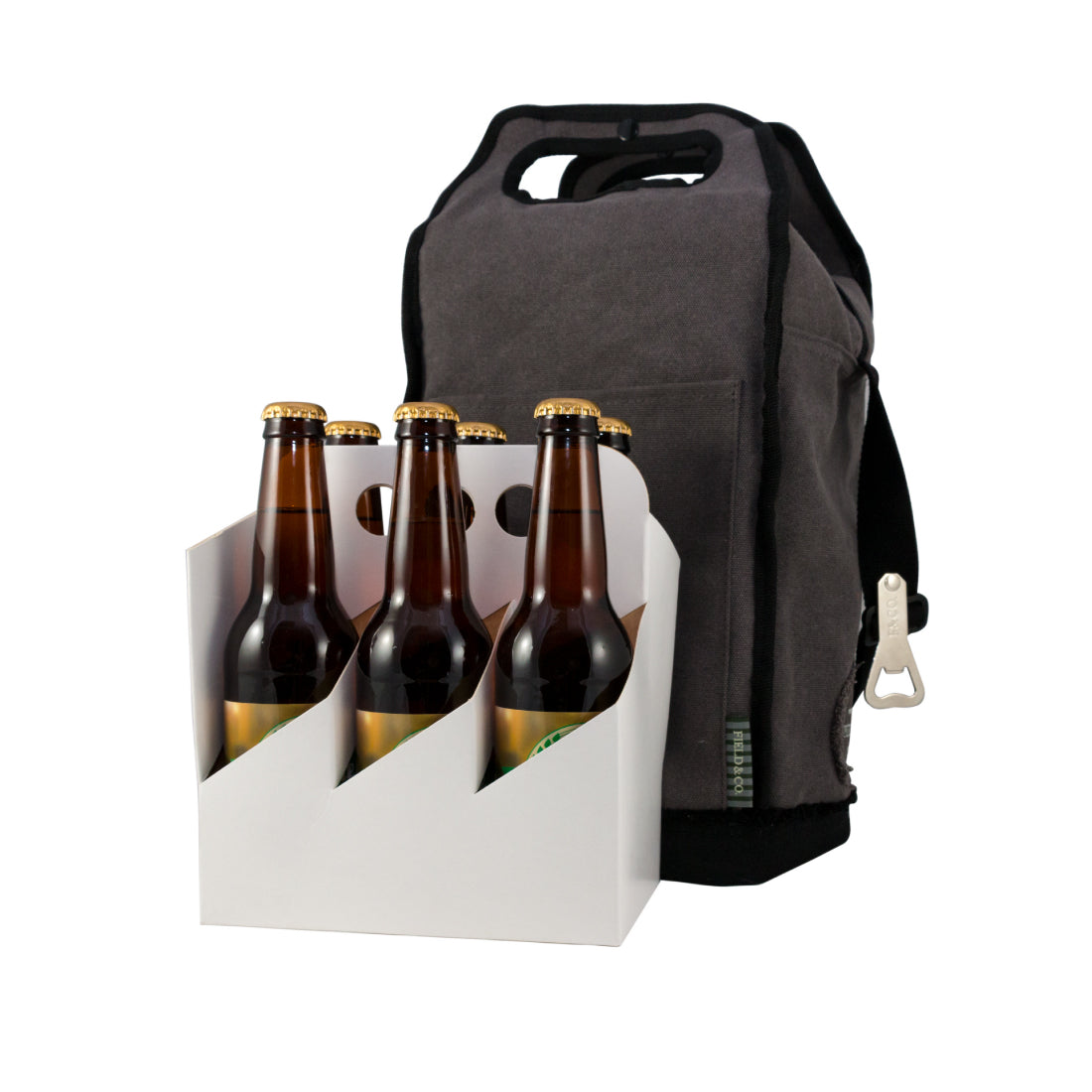 Craft Lager 4.3% - 6 pack & Cooler Bag