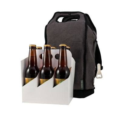 Craft Lager 4.0% - 6 pack & Cooler Bag