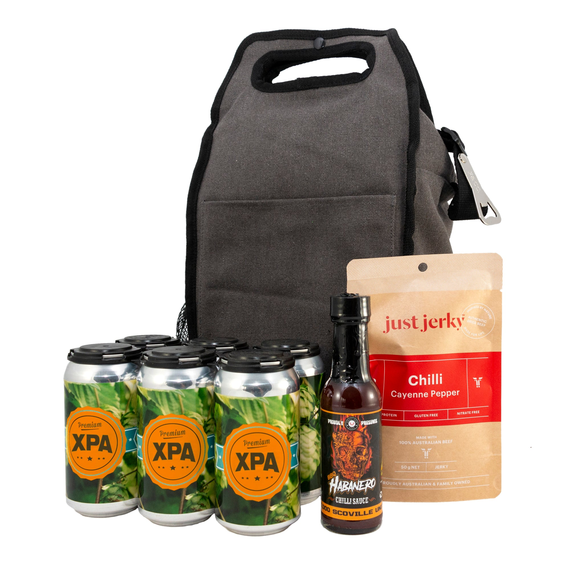 XPA CANS - Chilli Pack & Cooler Bag - 375ml - 6 pack