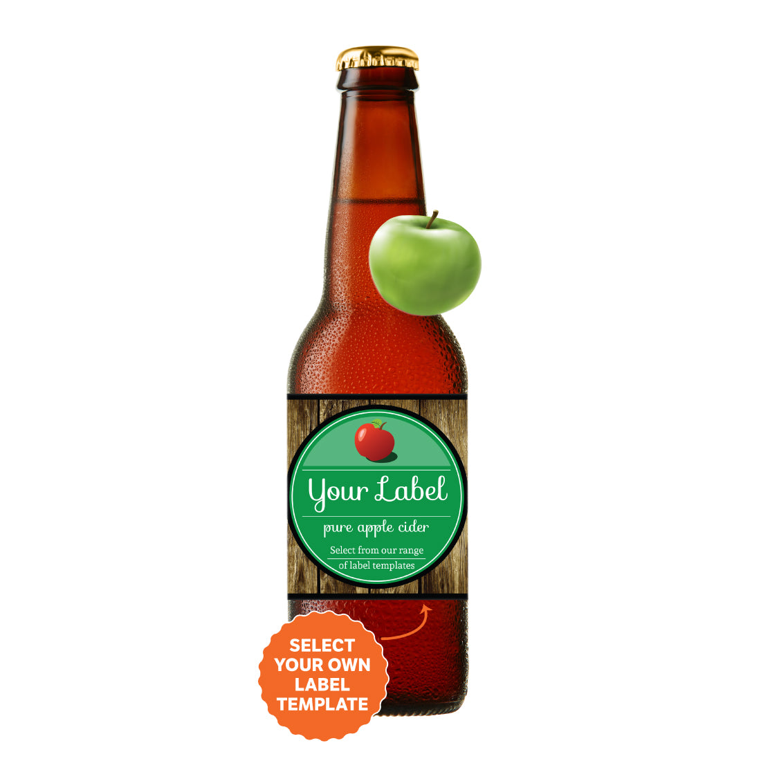 Artisan Apple Cider 4.9% - Case of 24