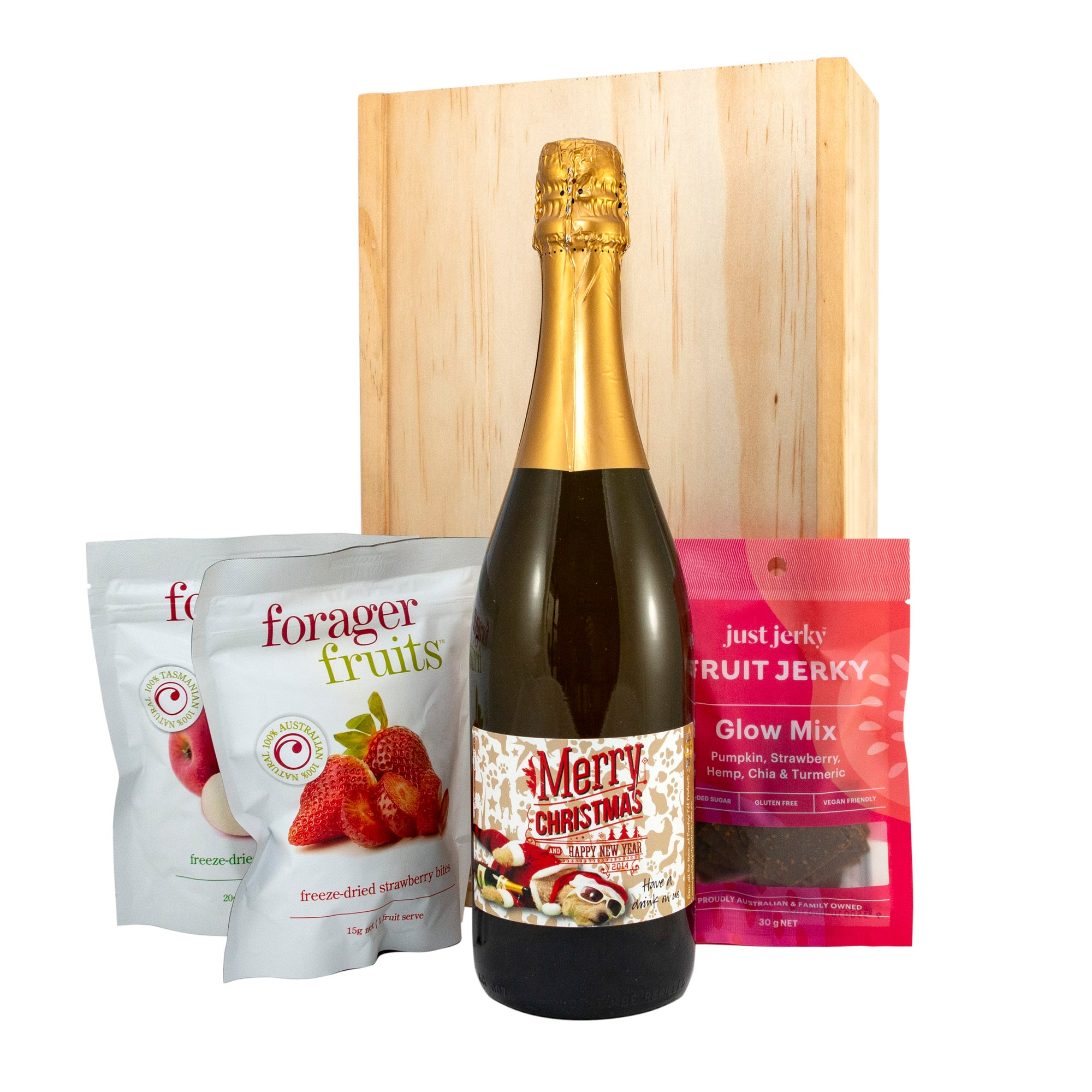 Sparkling & Fruity Gift Box
