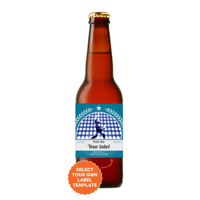 Craft Pale Ale 4.5% - 6 pack - Beef Jerky, Nuts & Cooler Bag
