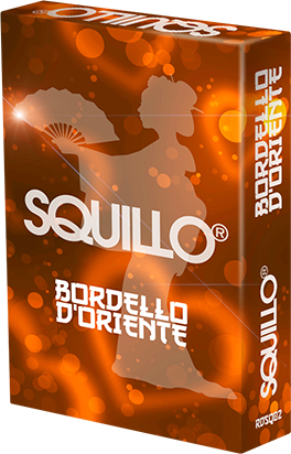 Squillo Bordello d'Oriente