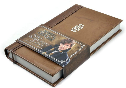 Noble Collection- Diario di Newt Scamander- Animali Fantastici