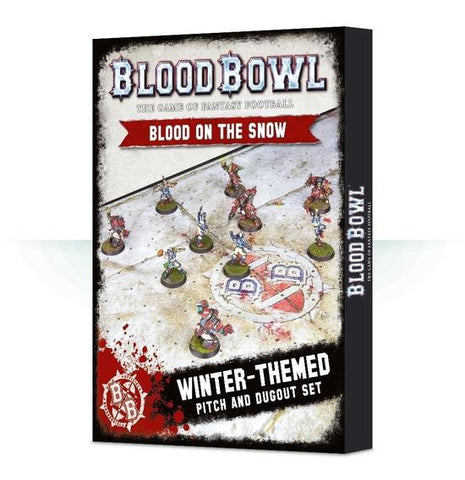Campo di gioco Blood on the Snow Blood Bowl