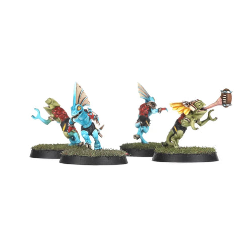 Chameleon Skink Blood Bowl