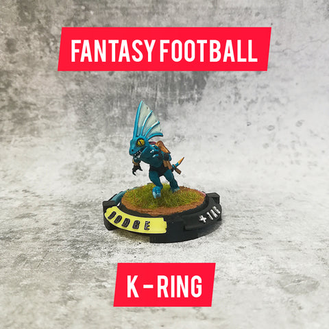 Skill Ring - Skill abilità Agility fantasy football
