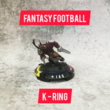 Skill Ring - Skill abilità Stat fantasy football
