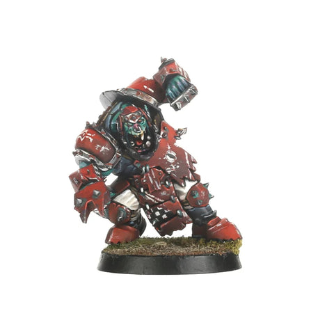 Black Orc :The Gouged Eye - Orc Blood Bowl Team