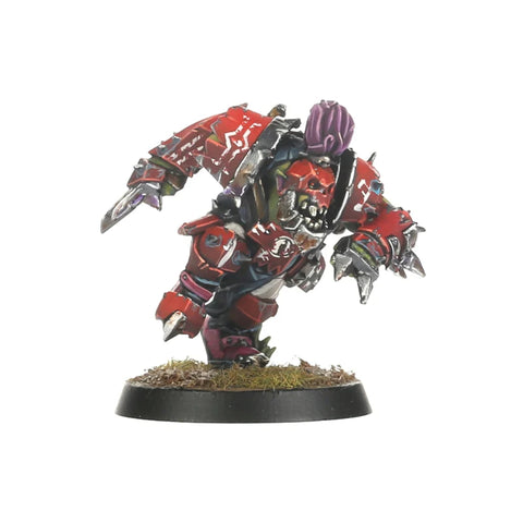 Blitzer: The Gouged Eye - Orc Blood Bowl Team