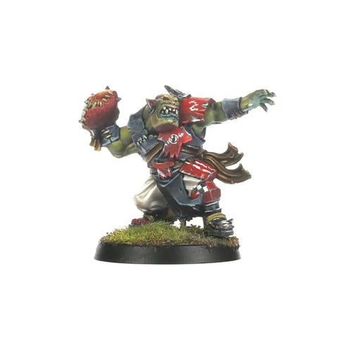 Thrower: The Gouged Eye - Orc Blood Bowl Team