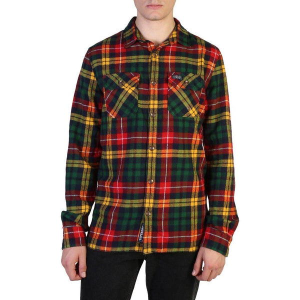 Clothing Shirts - Superdry - M4000003A
