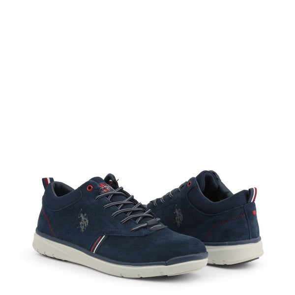 Shoes Lace Up - U.S. Polo Assn. - YGOR4125W9_S1