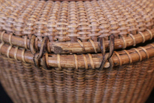Wicker Nantucket Purse