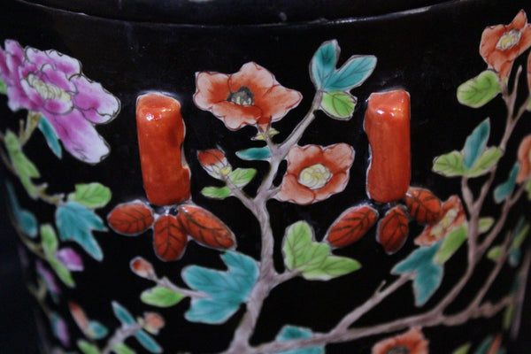 Chinese Covered Jar