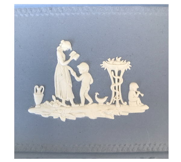 Jasperware Wedgwood Tray