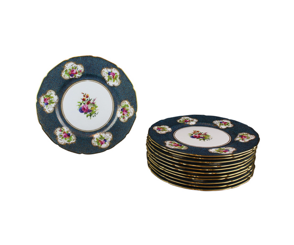 Royal Doulton Plates (Set of 12)