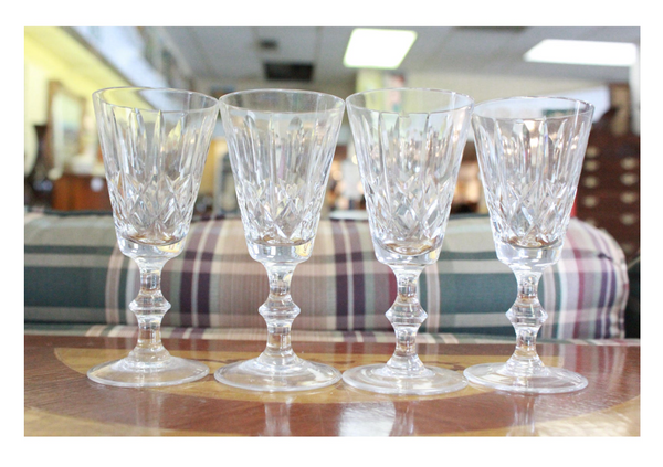 Cordial Glasses - Set of 4