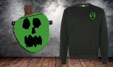 Load image into Gallery viewer, Franken Pumpkin Sweater