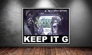 Keep It G MRAP Sticker