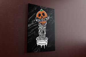 World Trophy Canvas