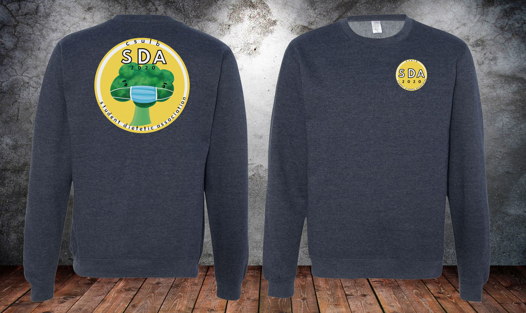 SDA Broccoli Sweater