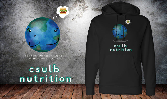 CSULB World Nutrition Hoodie