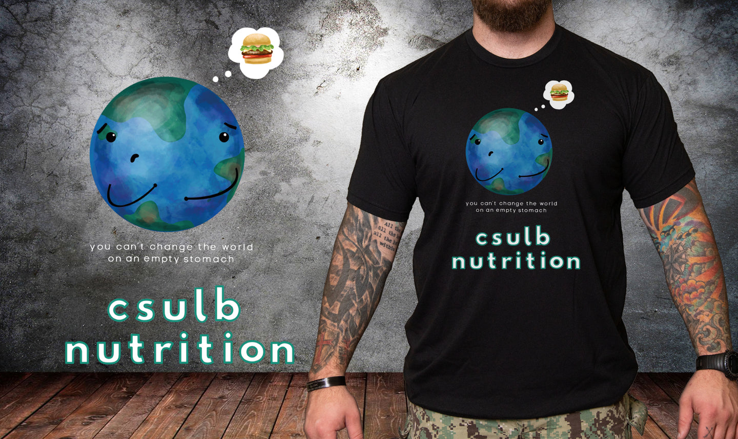 CSULB World Nutrition T-Shirt