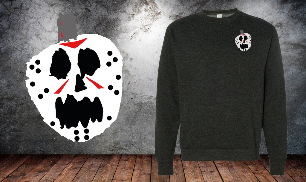 Jason Pumpkin Sweater