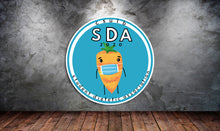 Load image into Gallery viewer, SDA Stickers