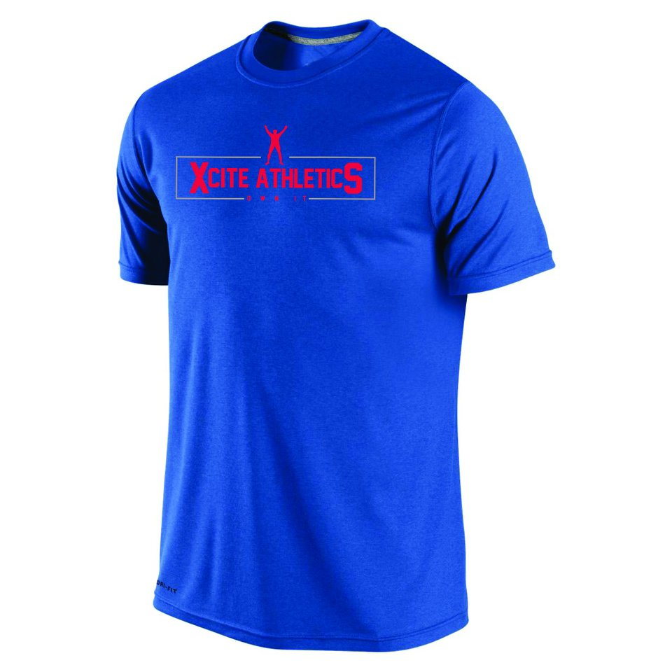 BLUE ROYAL T-SHIRT