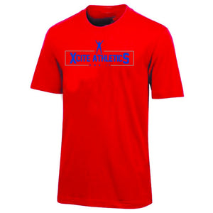 ROYAL RED T-SHIRT