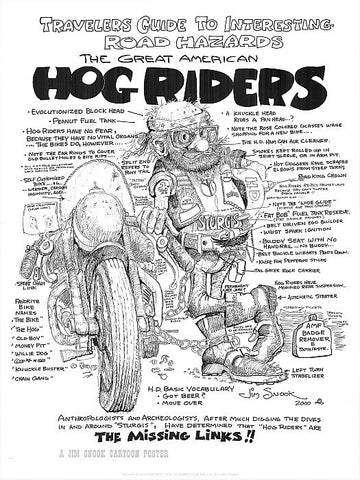 Hog Riders Poster