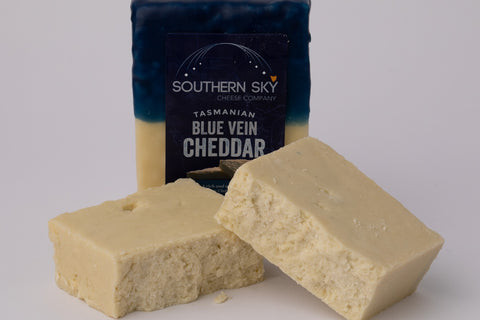 Blue vein vintage club cheddar