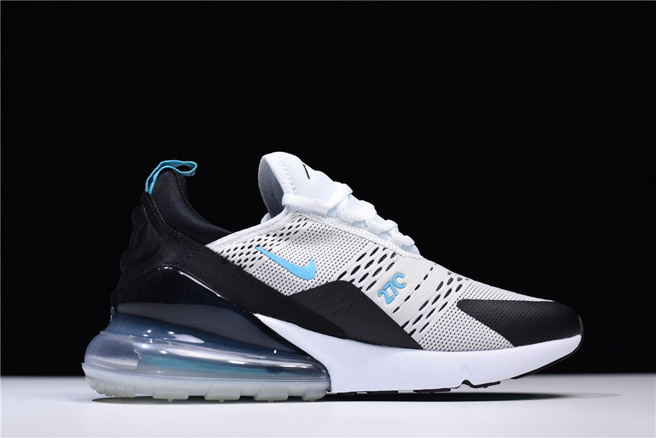 14625a4ef9f Men s Nike Air Max 270 Shoes Black Dusty Cactus Running – thelapan