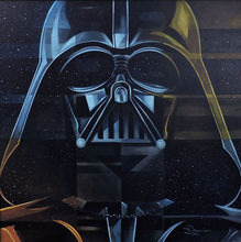 Load image into Gallery viewer, Darth Vader Original Painting by Tim Rogerson