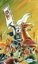 Load image into Gallery viewer, Baltimore Comic-Con Usagi Yojimbo Original Art by Stan Sakai
