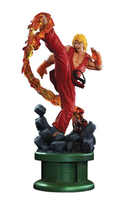 Street Fighter 4 Ken Masters 1/4 Scale Statue
