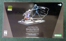 Load image into Gallery viewer, Kotobukiya/ARTFX Luke Skywalker Vs. Darth Vader, Ralph McQuarrie Version