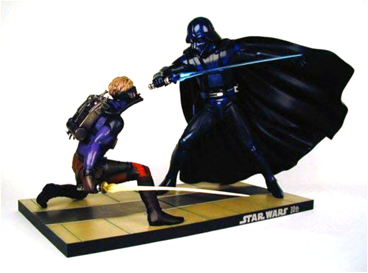 Kotobukiya/ARTFX Luke Skywalker Vs. Darth Vader, Ralph McQuarrie Version