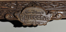 Load image into Gallery viewer, Disney's Pinocchio & Honest John Framed Lithograph by Gustaf Tenggren