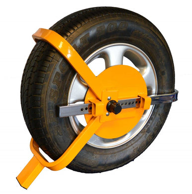 Universal Wheel Clamp